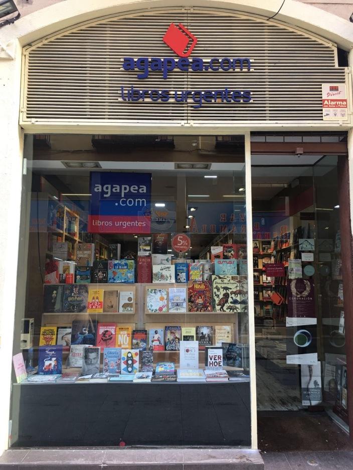 Librería Agapea (Granada)
