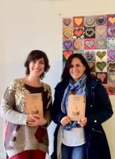 Paola Dos Santos e Inma Herrador (Granada)