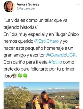 Aurora Suárez (Jun, Granada)