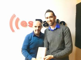 Sergio Mesa (EsRadio, Granada)