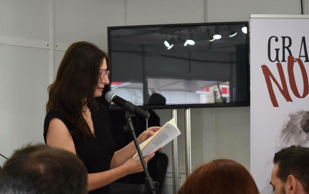 Isabel Mellado (por Marta Bello)
