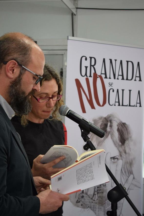 Gracia Morales y Ramón Repiso (por Marta Bello)