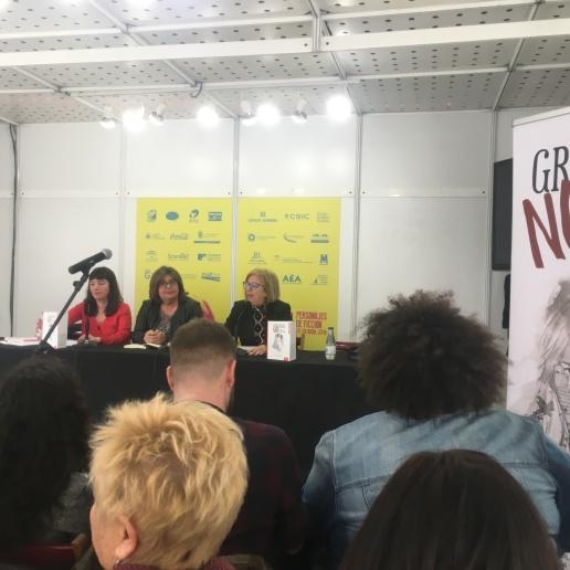 Maria Ortiz, Ana Muñoz y María de Leyva